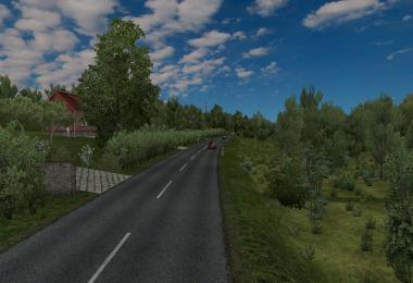 Czech Map / MajooouMap v1.3 [1.27]