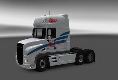 DAF XT ASN Logistic skin 1.26