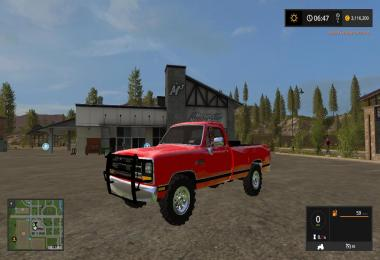 Dodge d250 no stack v1
