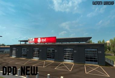 DPD Garages Old & New v1.0