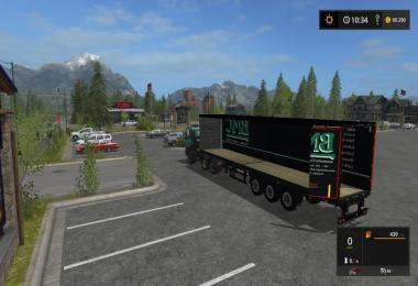 Exportrans semitrailers v1.0