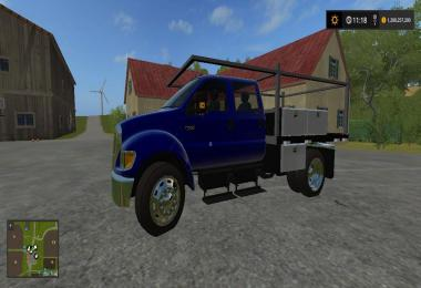Ford 650 Work Truck v1.0 final edit