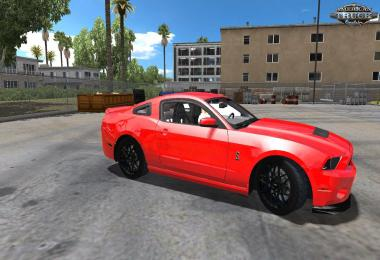 Ford Mustang Shelby GT500 (Beta) v1.0