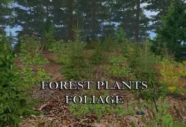Forest plants v1.0