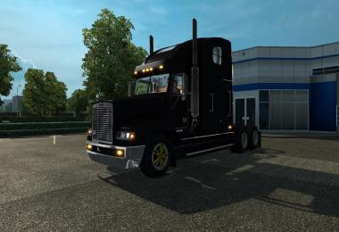 Freightliner FLD-120 for ETS@2 [1.26.x]