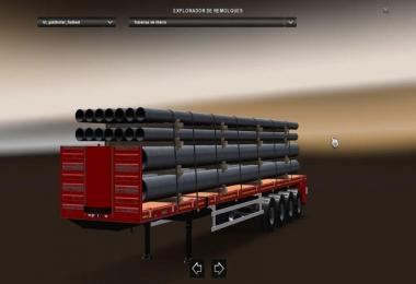Goldhofer Flatbed v4.0