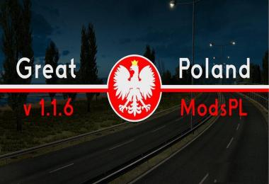 Great Poland v1.1.6 by ModsPL