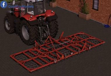 Harrows 14 Farming simulator 17 v1.0