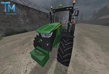 John Deere 7R TechMod v2