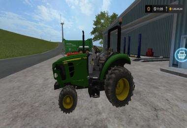 John Deere deck mower & front loader v1.0.0 final