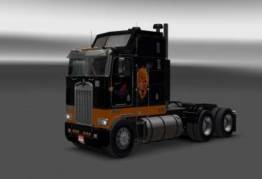 Kenworth K100 Galaxy Express skin 1.27