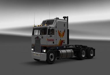 Kenworth K100 Scandifresh skin 1.26.x