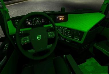 Light Cab for All Trucks (SCS) v1.0