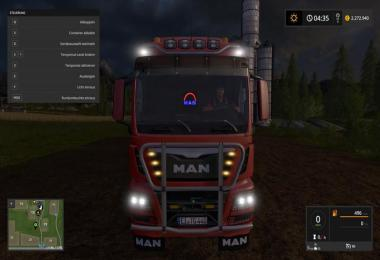 MAN TGS HKL and ITRunner trailer with tires Config in the pack v2