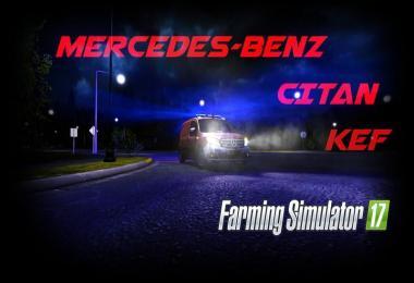 Mercedes-Benz Citan KEF v1.0