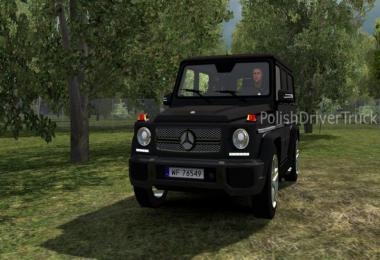 Mercedes Benz G Class by Elaman edit Diablo [1.27] v1.0