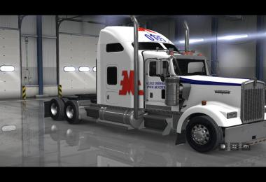 Mexico Ensenada Express Combo Skin Pack v1.5