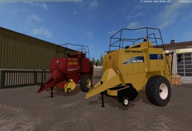 New Holland BB980 v2.2