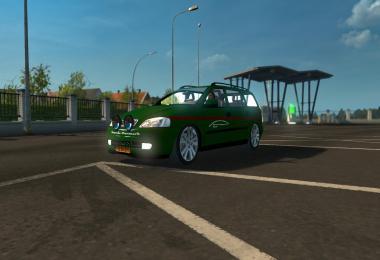 Opel Astra C&A Transport v1