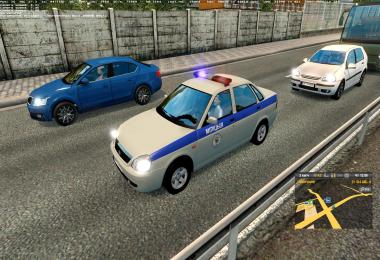 Police Cars for Rusmap v1.7.2