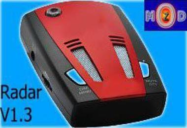 Radar Detector v1.3 For RusMap