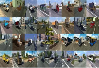 Russian Traffic Pack by Jazzycat  v1.7.1
