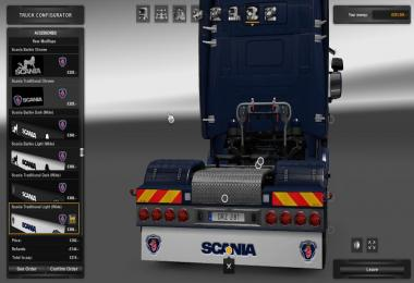 Scania Mudflap Pack v1.3.2