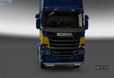 Scania P Standalone v1.1