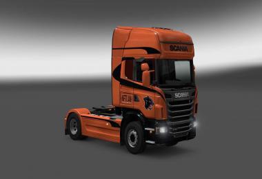 Scania R Netlan skin 1.26