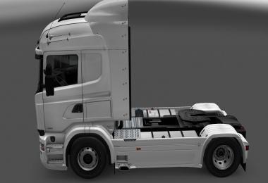 Scania RJL Leds Spoiler v1.0