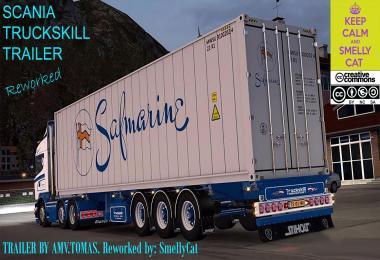 Scania Truckskill Trailer Reworked 1.24 to 1.26