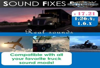 Sound Fixes Pack v17.21 for Ats