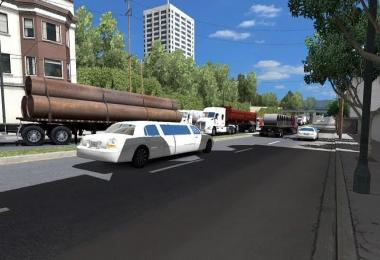 Traffic Density mod for ATS 1.6 v1.0