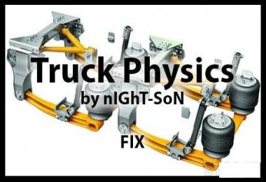 Truck Physics – Scania RJL Fix