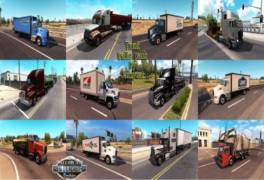 Truck Traffic Pack by Jazzycat v1.4.2