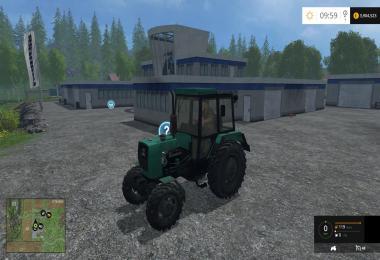 UMZ Farming simulator 15 8240 V2