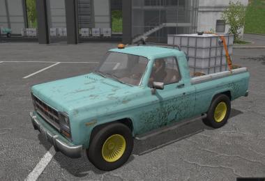 US-style GMC Pickup Truck v1.0