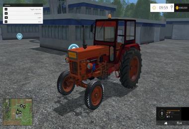 UTB 650 v1.4.2