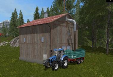 Woodchip Storage Placeable v1.0