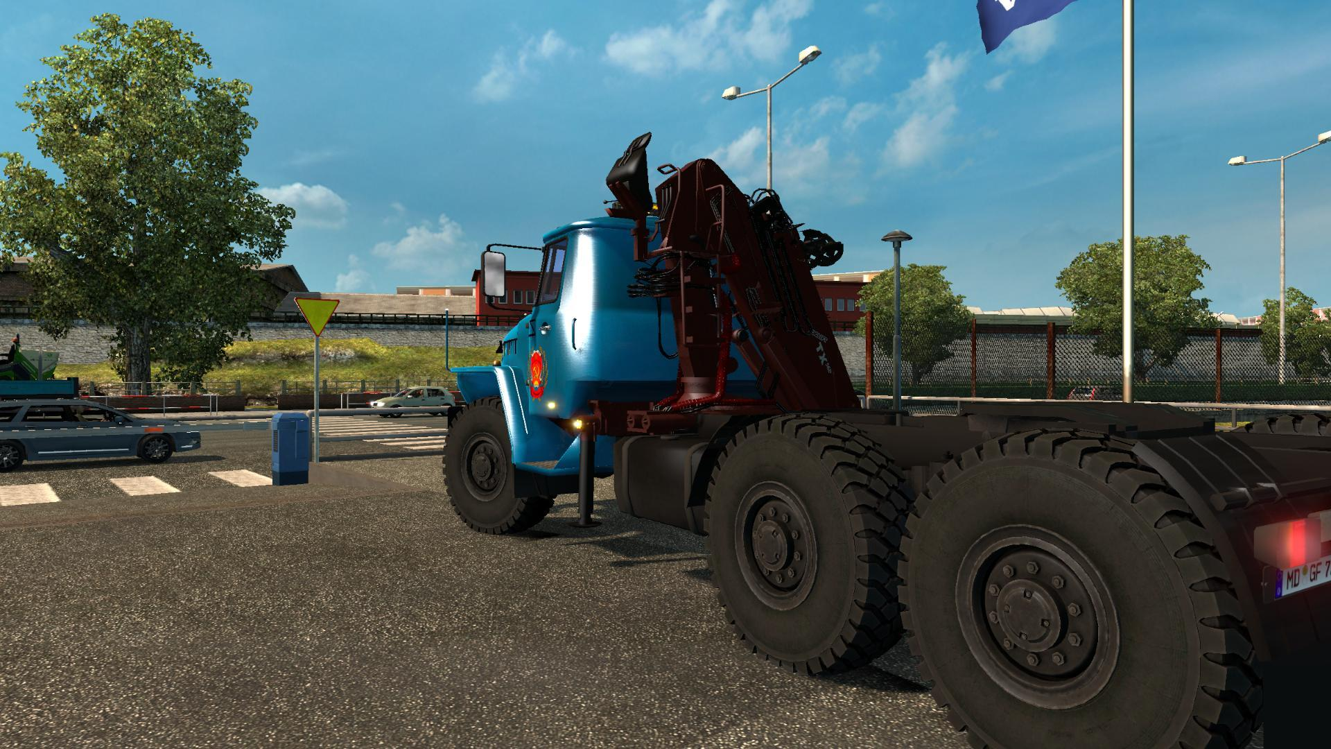 URAL 4320-43202 V5.5 FOR 1.26.X - 1.27 [BETA]