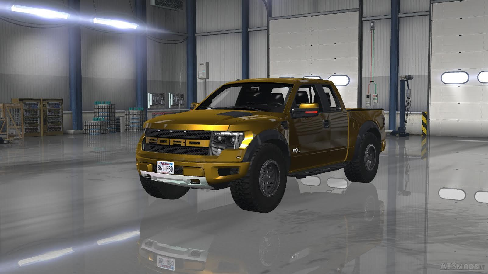 Ford F150 SVT Raptor v 2.2