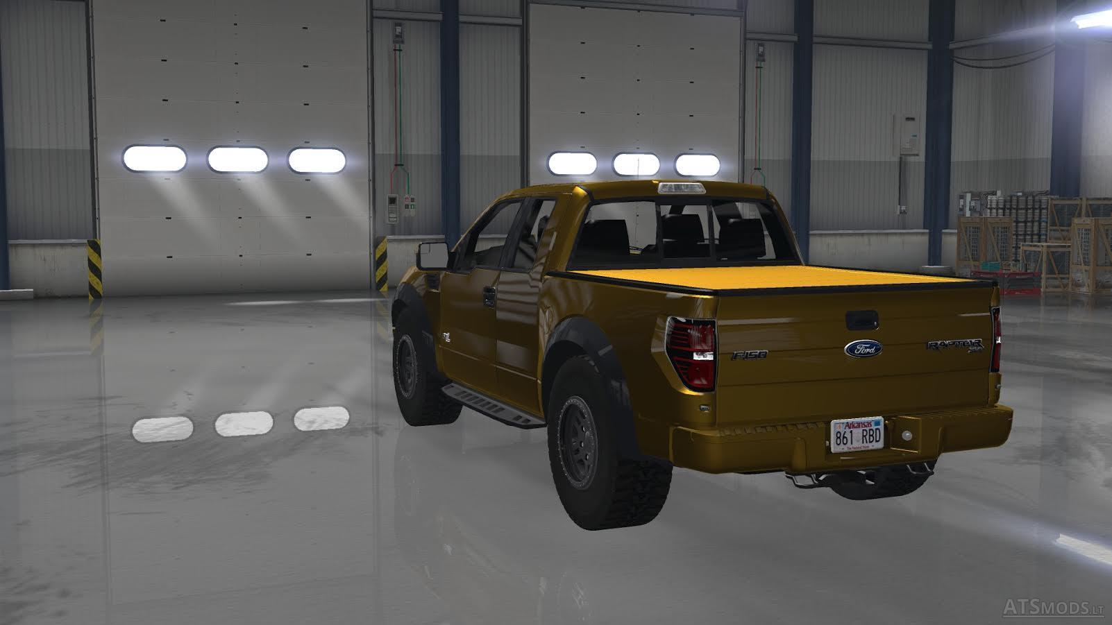 Ford F150 SVT Raptor v 2.2