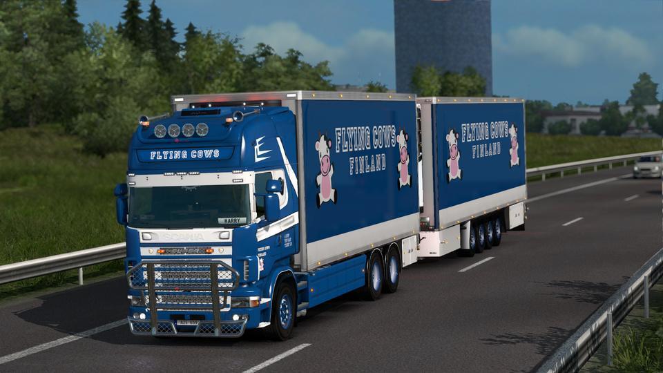 BDF Tandem Truck Pack v79.0 [1.27.x]