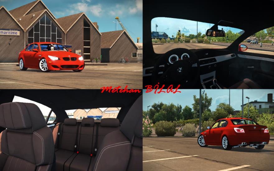 BMW M5 E60 V10 [1.27.X]