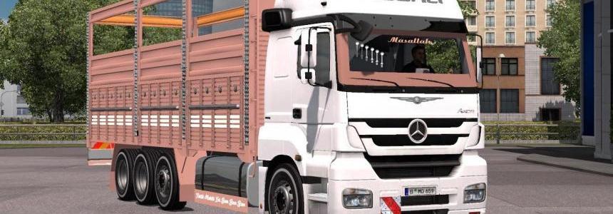 Mercedes 3240 Imbat v1.0