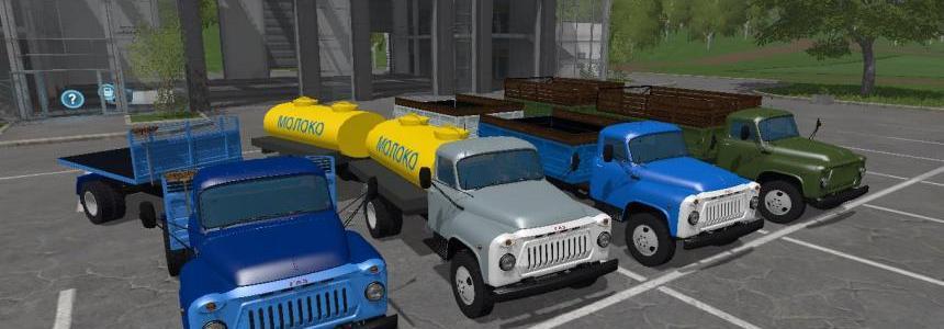 GAZ-53 & moduls v1.1
