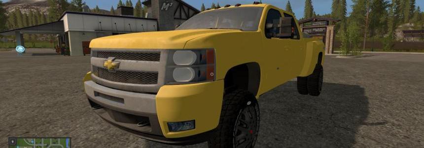Chevy Plow Truck v1
