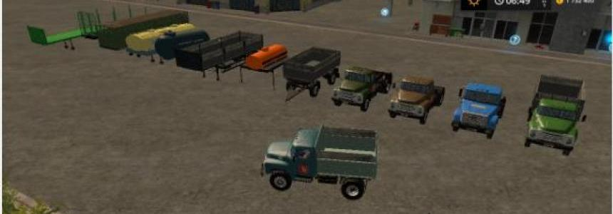Mod Pack Full V3.3 for Farming Simulator 2017