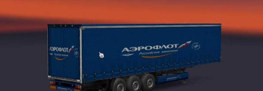 Aeroflot Trailer