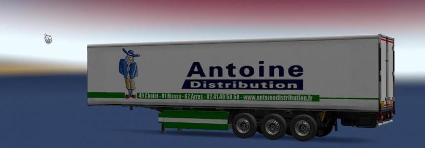 Antoine Distribution 1.27.x